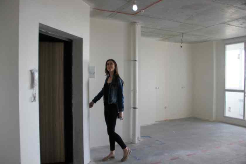 Приемка квартиры без отделки